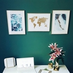 HOME OFFICE HACKS & INTERIOR TIPPS