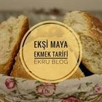Köy Ekmeği Tadında Ekşi Maya Ekmek