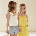 İlkbahar Yaz Kız Çocuk Elbise Modelleri