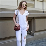 Outfit: Allwhite & Embroidery