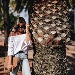 [OUTFIT] Palm Trees in Barcelona