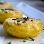 Peynirli Enginar Çanakları