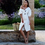 The Most Perfect White Summer Dress