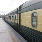 Tiflis-Bakü Treni