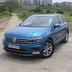 Volkswagen Tiguan Test Sürüşü: Evrim Değil Devrim