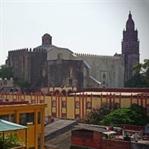 Walk through the city of eternal spring Cuernavaca