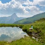 Wandern auf dem KAT Walk in Tirol