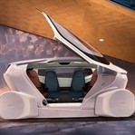 Yeni Bir Konsept Otomobil; NEVS InMotion!