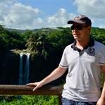 100 Meter Freude auf Mauritius