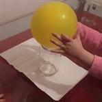 Balon Basınç Deneyi