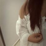 Beyaz Elbise :)