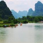 Die atemberaubende Karstlandschaft in Südchina!