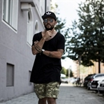 FASHION: Camouflage Streetstyle Look