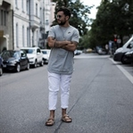 FASHION: Men Streetstyle Look with NIKE