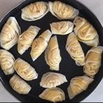 Hazır Yufka ile Peynirli Midye Börek Tarifi