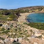 Itanos – Antike Ruinen, Palmen und Sandstrände