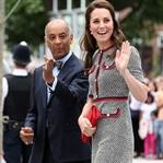 Kate Middleton: Gucci Mini Elbise