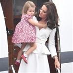 Kate Middleton'ın Polonya Ziyareti