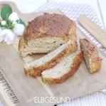 Leinsamen-Chia-Brot mit echten Power-Zutaten