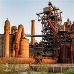 Naherholung in Industriedenkmal