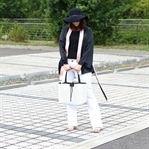 Outfit Black & White