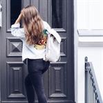 Oversize Jeansjacke - Lässiger Streetstyle Look