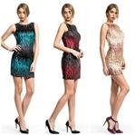 Payetli Elbise Modelleri İle Göz Doldurun