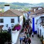 Portekiz'de Bir Ortaçağ Kenti Obidos