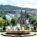 Portekiz'in Doğduğu Şehir Guimarães