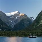 Schiffstour über den Milford Sound