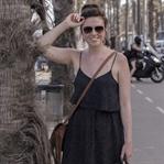 Summer I miss you – Kleid mit Punkten