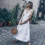 Summer Street Style with Hermès Oran Sandals