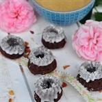 Teatime - Gugl mit Kokos und Schokolade