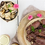 (Vegetarische) Rouladen vom Grill