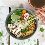 Vietnamesische Phở - geht auch vegetarisch