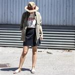 Wrap Around Skirt & Boho Shirt