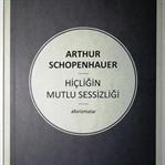 Aforizmalar 1 - Arthur Schopenhauer