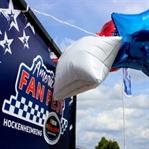 American Fan Fest im Badischen