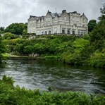Ballynahinch Castle - Ferien wie die Queen