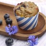 Blitzschnelle Heidelbeer-Muffins - ohne Mehl