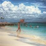 Cancun, Mexico und die Hotelzone