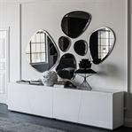 Dekoratif Aynalar İle Evin Güzelliğini Tamamlayın