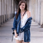 Denim Love – Oversize Jeansjacke