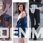 DENIM Must-Haves in deinem Kleiderschrank