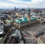 Donduran Soğukların Anası: Almanya Hamburg
