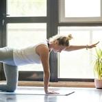 Evde uygulayabileceğiniz egzersiz hareketleri