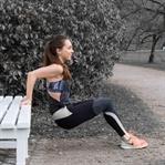 Geniales Outdoor-Workout für schnelle Erfolge