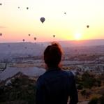 Kapadokya'dan Aktarmalı Sihirli Bir Gezegene Uçun
