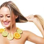 Limonla Saç Bakımı Yapmanın Yolları
