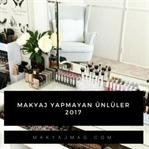 Makyaj Yapmayan Ünlüler — 2017